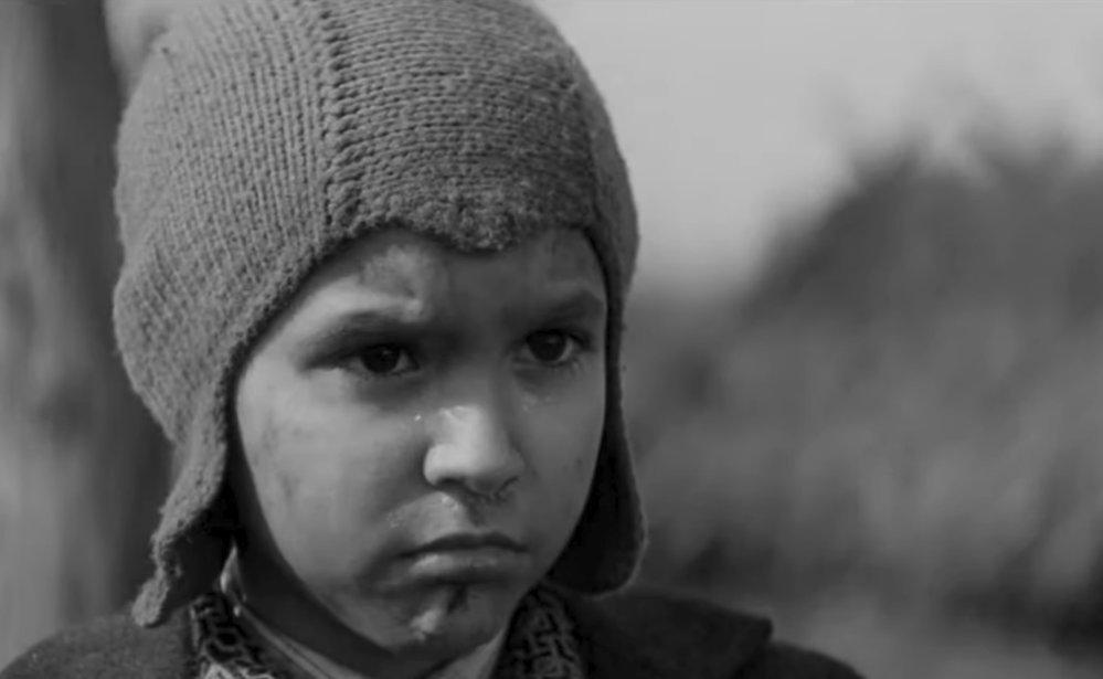 Hlavní hrdina filmu Nabarvené ptáče, snímku s rozpočtem 175 milionů korun.