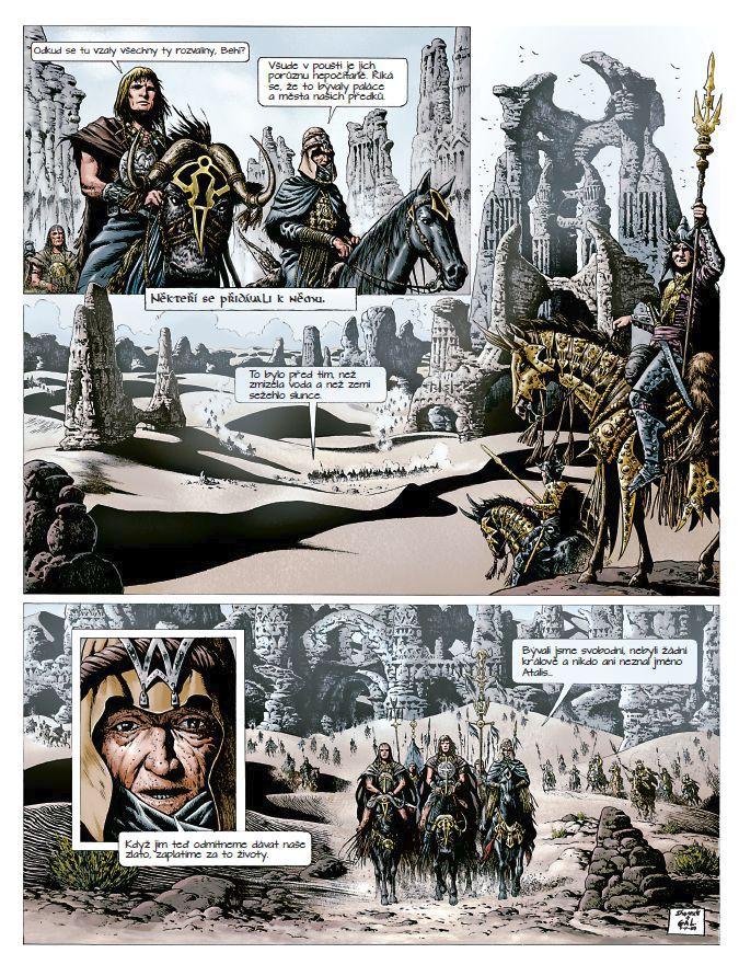 Díla byla oslnivá už v původních černobílých vydáních; nynější skvěle kolorovaná edice je posunula ještě o stupeň výš