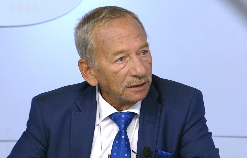 Otázky Václava Moravce: Jaroslav Kubera (1.9.2019)