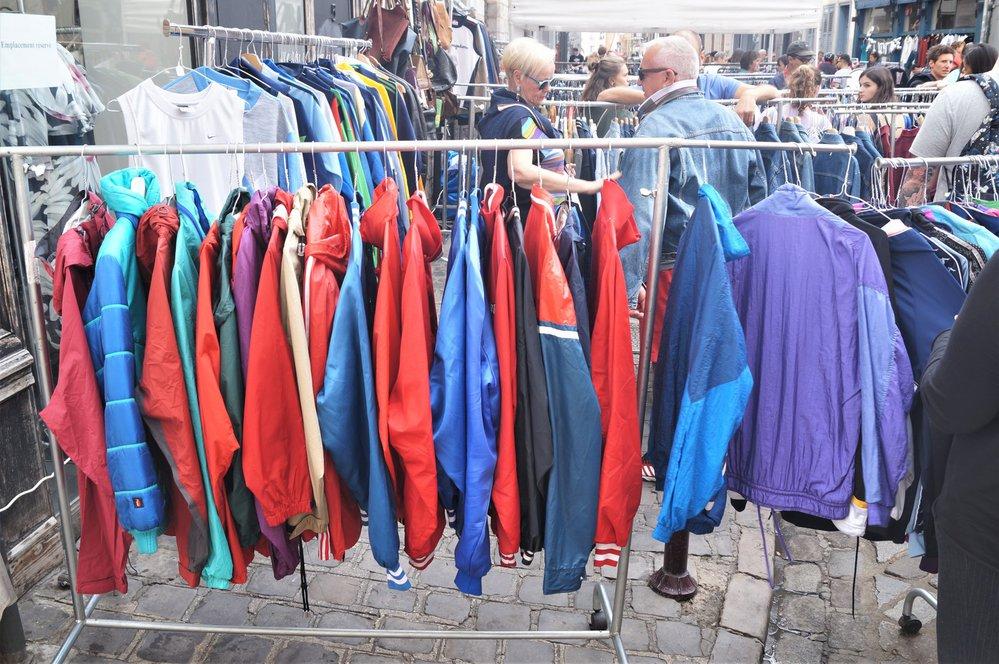 Bleší trh v Lille