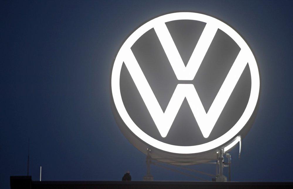 Nové logo Volkswagenu
