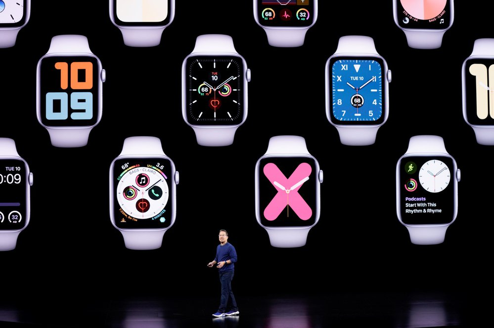 Apple představil iPhone 11, nový iPad i iWatch.