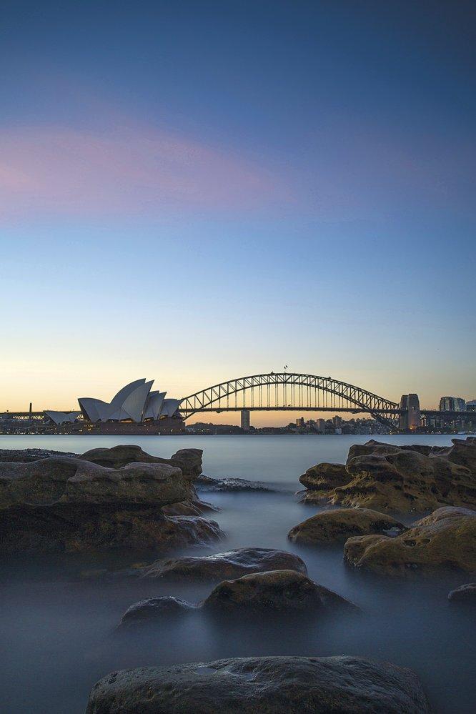 Nejlepší příležitostné stránky připojení Austrálie