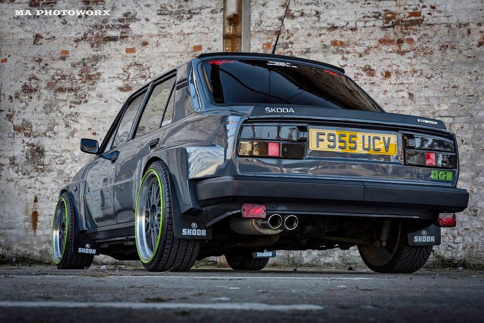 Škoda 130 L