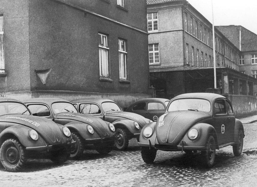 Brouk se vyráběl 64 let. Do světa se rozjelo přes 21 milionů těchto vozů.