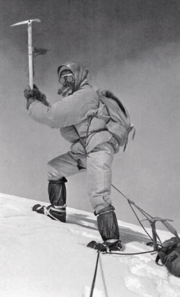 Sedmý říjen 1967: Ang Babú na vrcholu Annapúrny. Cesta zpět se tomuto Šerpovi maličko zkomplikovala.