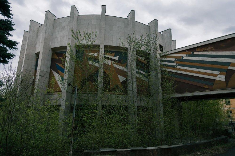 Wünsdorf, zakázané město, NDR, Německo