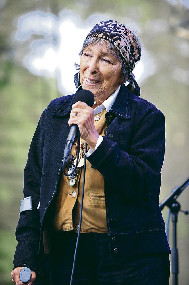 Hana Hegerová nedávno oslavila 88. narozeniny.