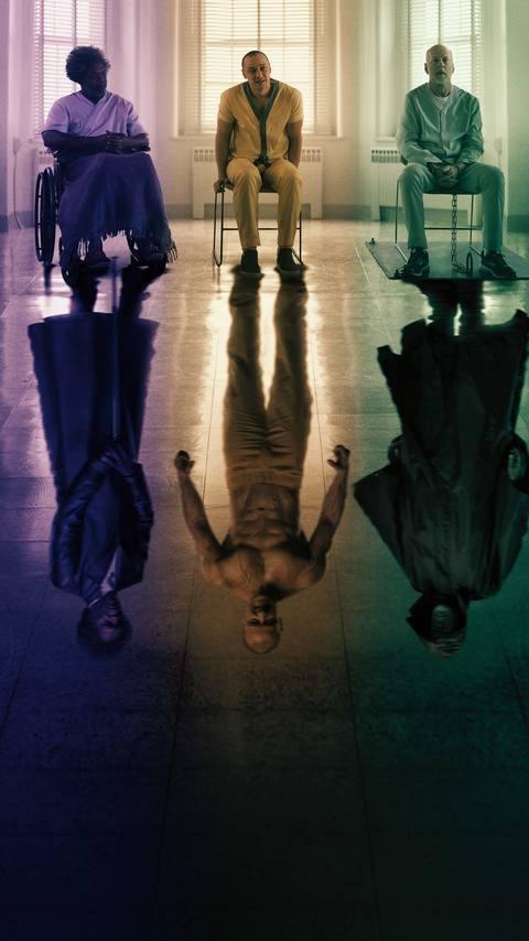 Skleněný – Vyvrcholení superhrdinské trilogie režiséra M. Night Shyamalana.