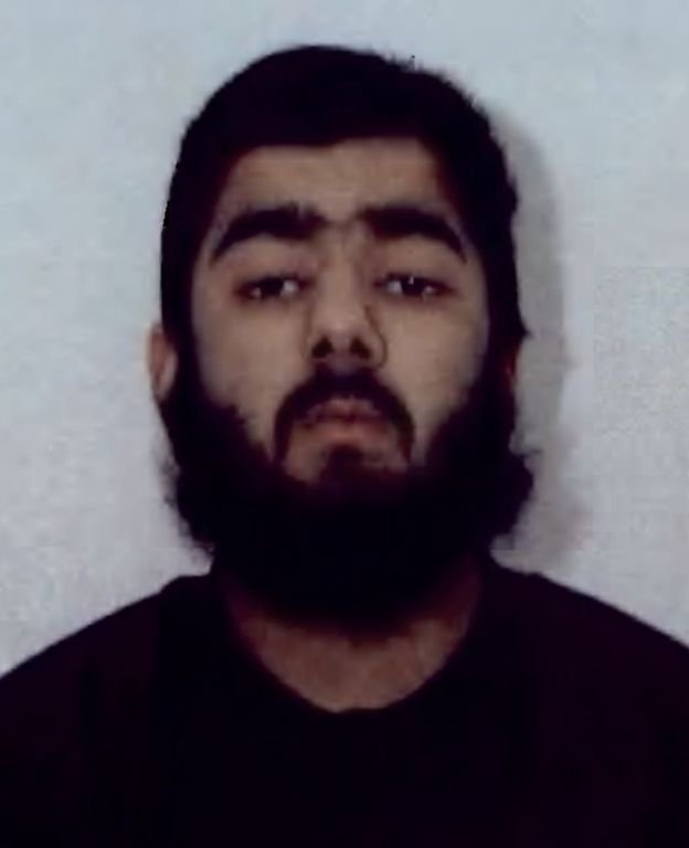 Usman Khan útočil na London Bridge.