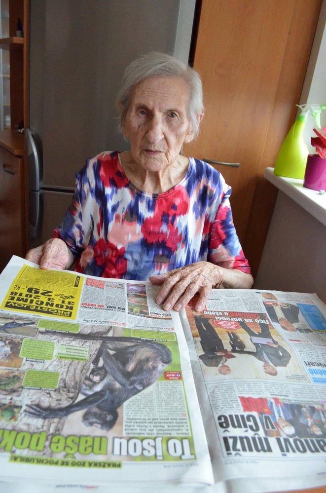 Magdalena Kytnerová žila v Kroměříži