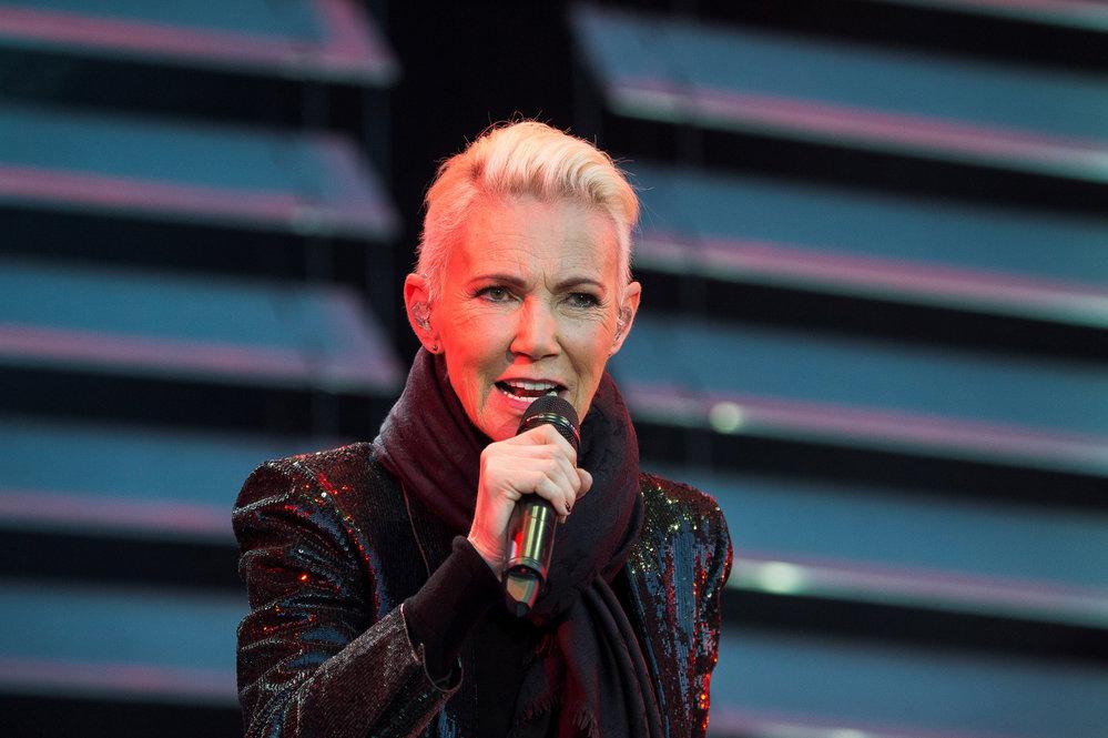 Marie Fredriksson, zpěvačka kapely Roxette