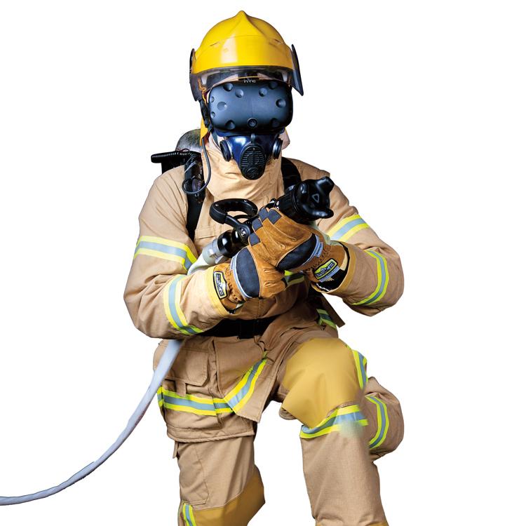 Virtuální realita slouží také záchranným jednotkám a bezpečnostním složkám.