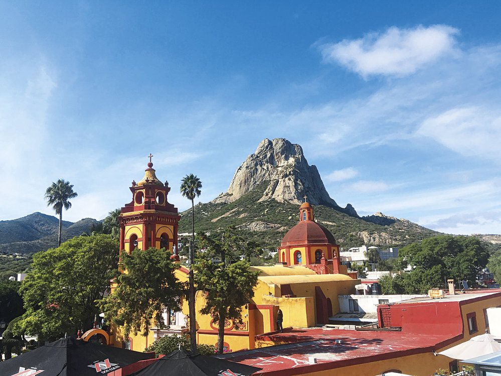 Magický Bernal ve státě Querétaro