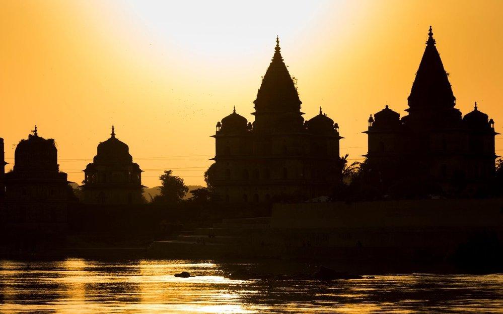 Órčha: Indické město plné opuštěných chrámů a paláců vás uhrane svou mysteriózní atmosférou
