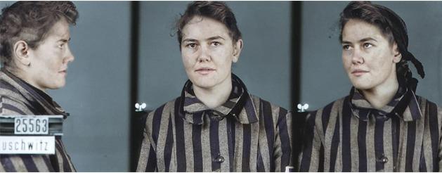 Deliana Rademakers, kolorizováno