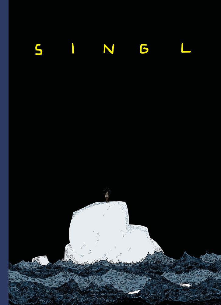 Obálka komiksu Singl