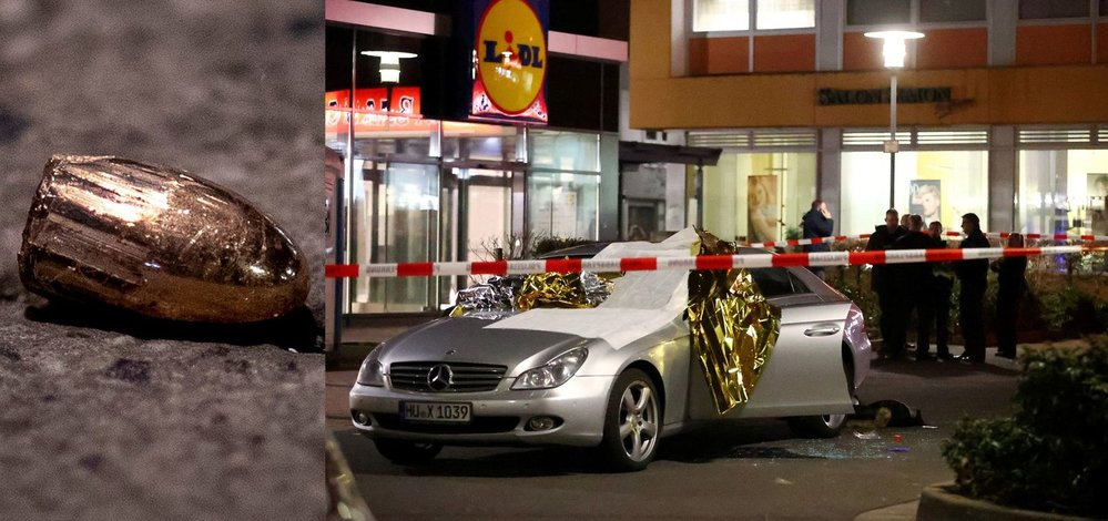 Střelba v německém městě Hanau. Vrah měl patrně extremistické pohnutky.