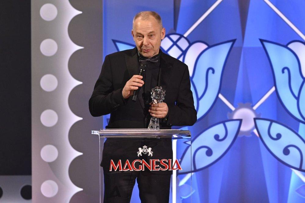 Vyhlášení vítězů Českého lva 2020: Václav Marhoul