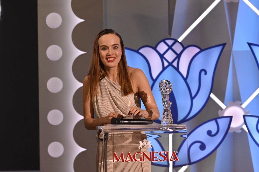 Vyhlášení výsledků Českého lva 2020: Tereza Ramba vyhrála hlavní ženskou roli za film Vlastníci