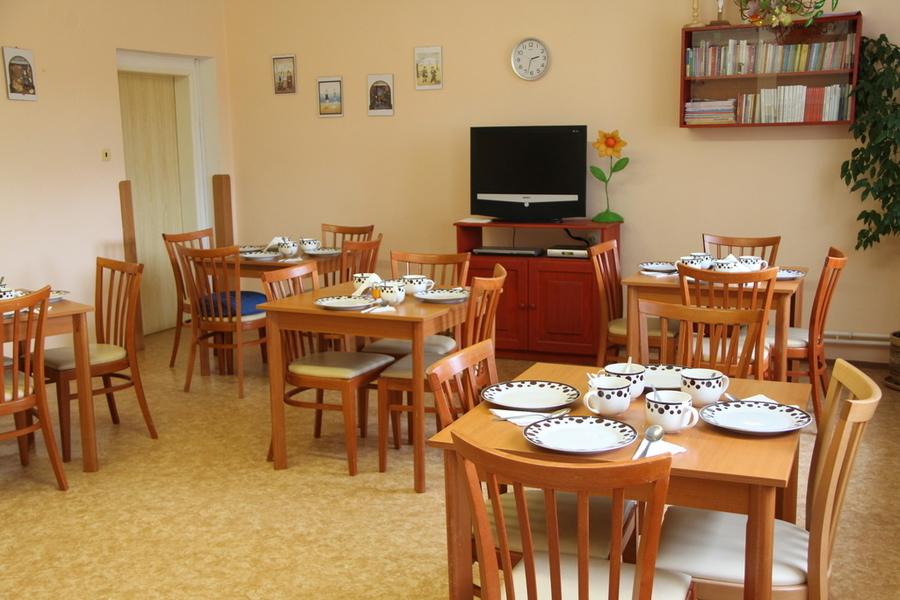 Domov pro seniory v Břevnici u Havlíčkova Brodu