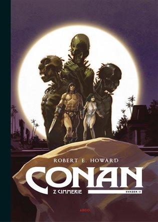 Obálka Conana z Cimmerie 2