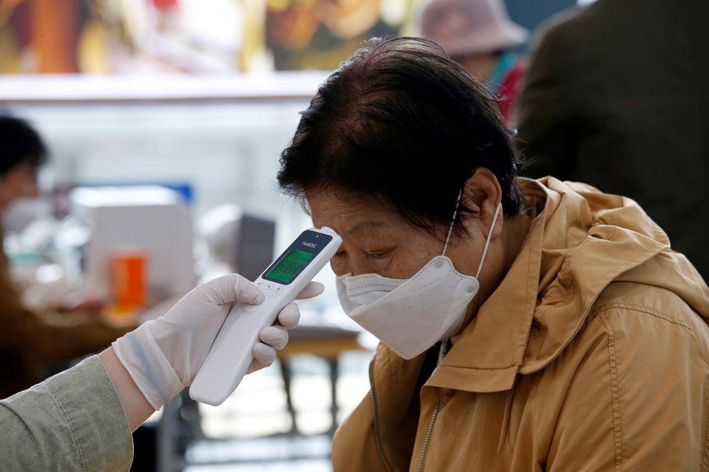 Parlamentní volby v době koronaviru v Jižní Koreji (10. 4. 2020)