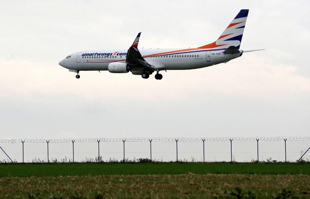 Aerolinky Smartwings možná koupí český stát