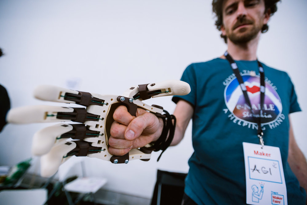 Festival Maker Faire Prague bude online