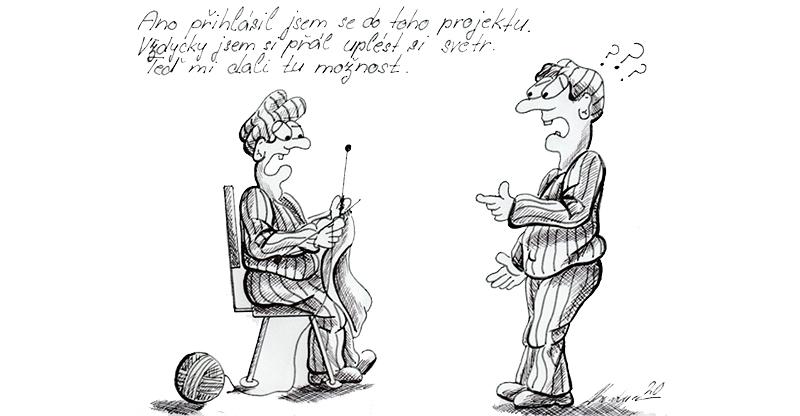 Ilustrační kresba