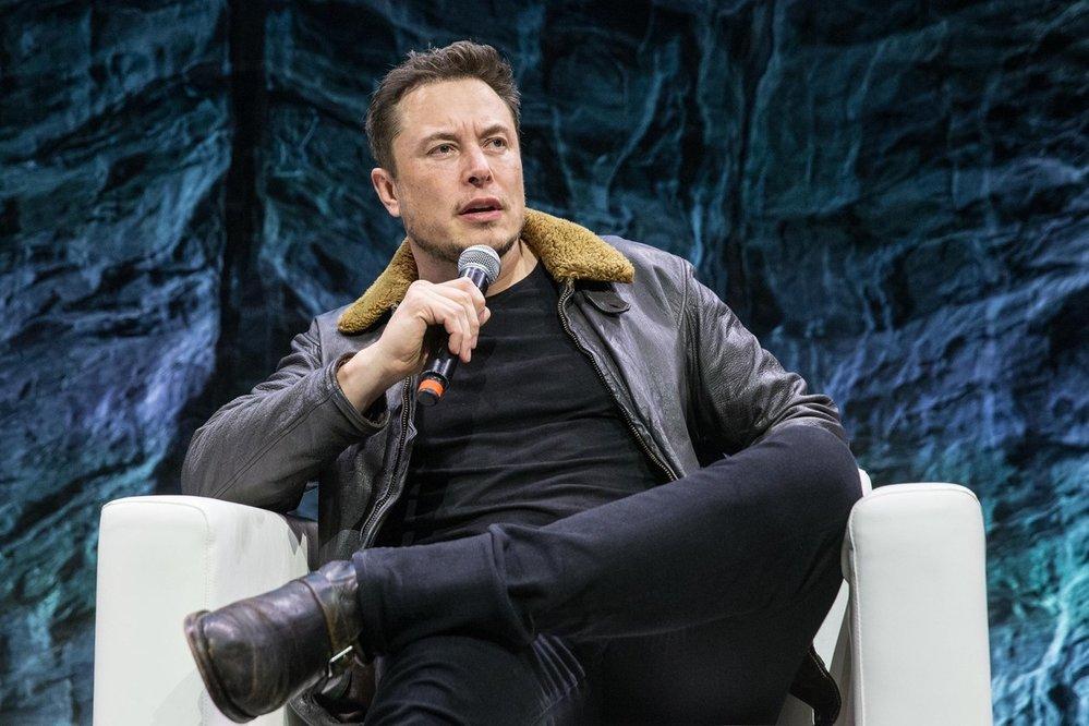 Elon Musk - podnikatel, vynálezce, inženýr a filantrop