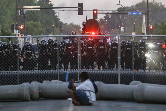 Nepokoje v USA