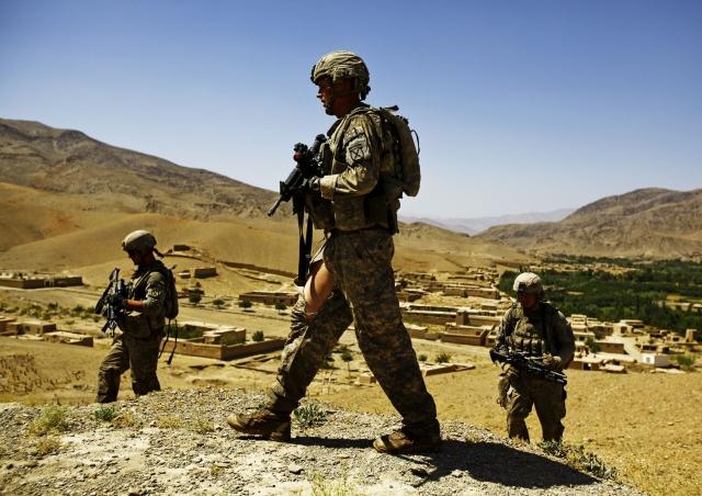 Američtí vojáci jsou obviněni z bezdůvodného zabití tří Afghánců