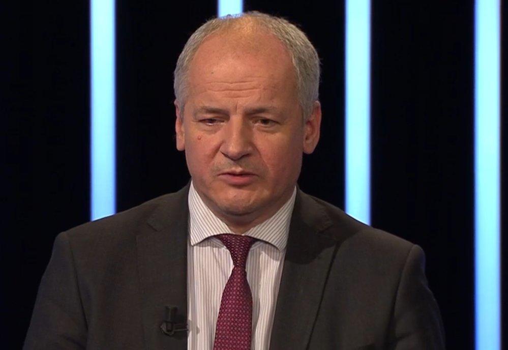 Roman Prymulav pořadu Máte slovo s moderátorkou Michaelou Jílkovou (11.6.2020)