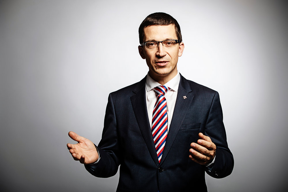 Politolog Stanislav Balík