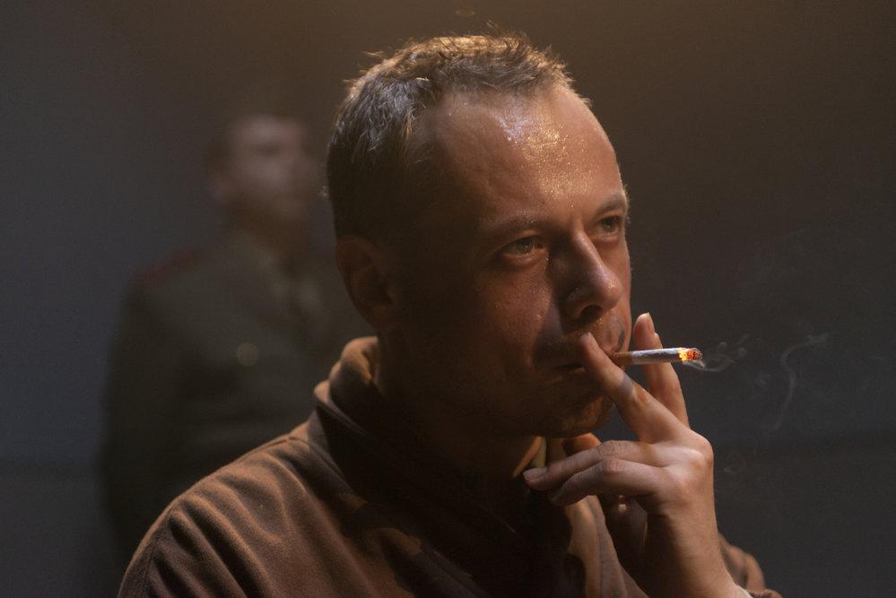 Stejně jako Havel kouřil prostě všude.