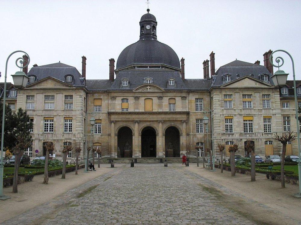 Nemocnice Pitié-Salpêtrière ve Francii