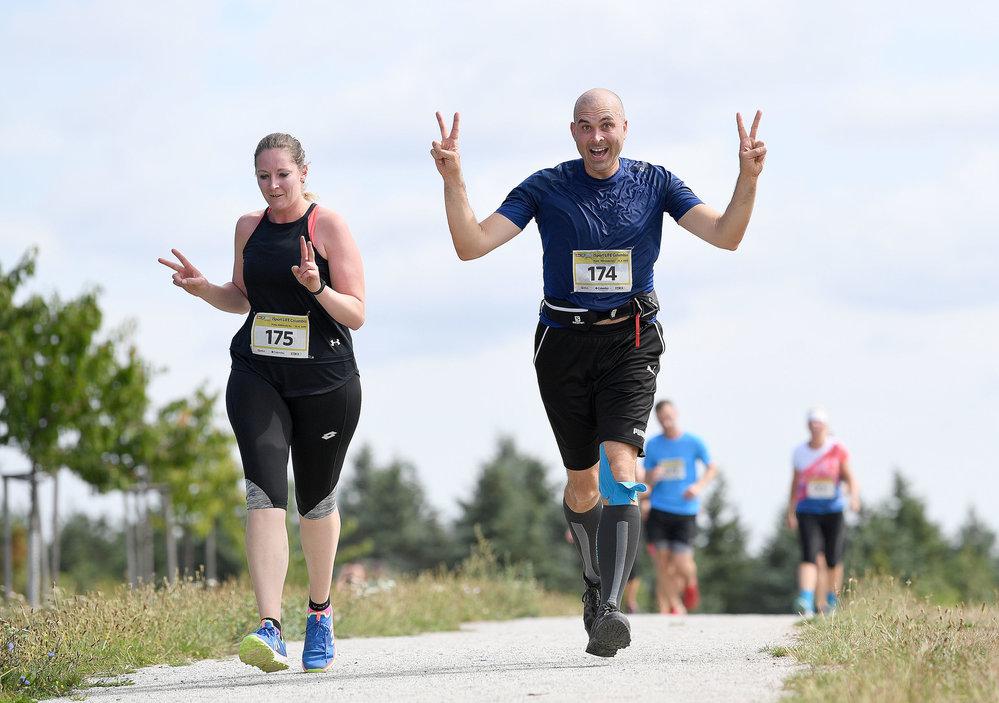Stovky běžců si užily iSport LIFE závod v Milíčovském lese