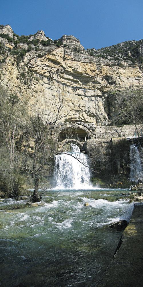 Afqa: pramen bájné Adonisovy řeky