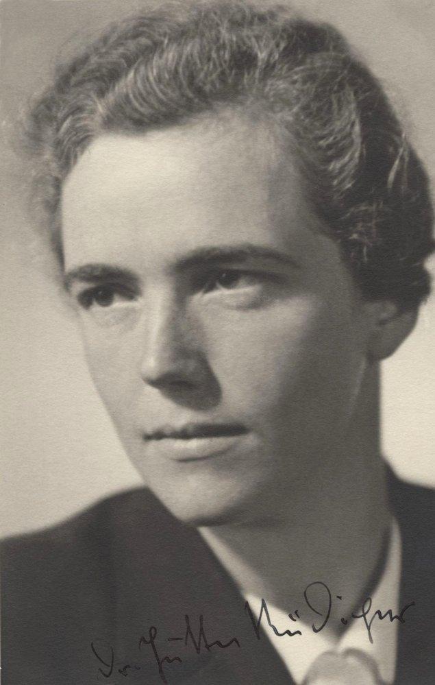 Jutta Ruediger byla říšská referentka BDM.