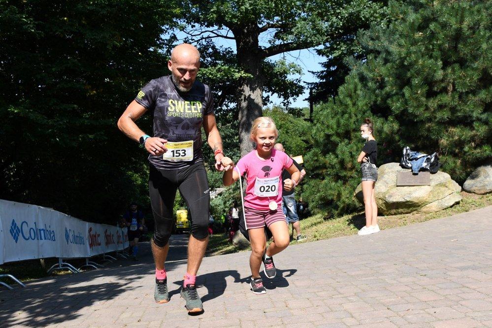 Běhání pro celou rodinu, i to jsou iSport LIFE Columbia závody...