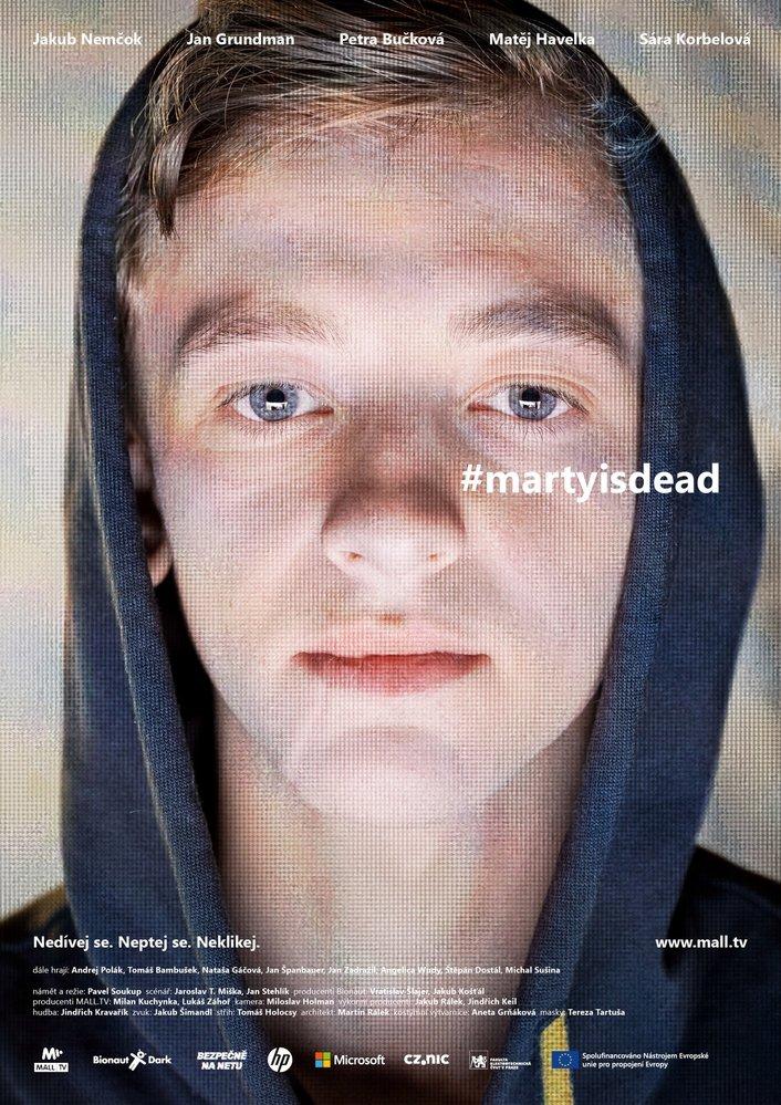 Seriál #martyisdead získal nominaci na prestižní cenu Emmy