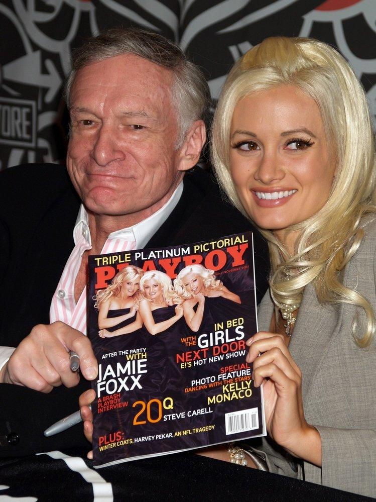 Hugh Hefner byl zakladatelem legendárního časopisu Playboy.