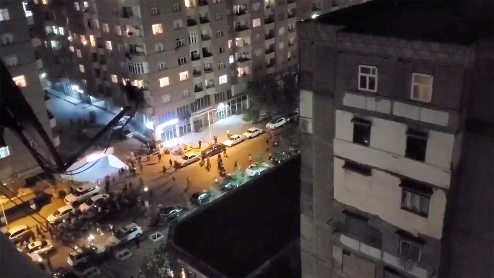Konflikt v Náhorním Karabachu nekončí. Opět dochází ke vzájemného ostřelování (4.10.2020)