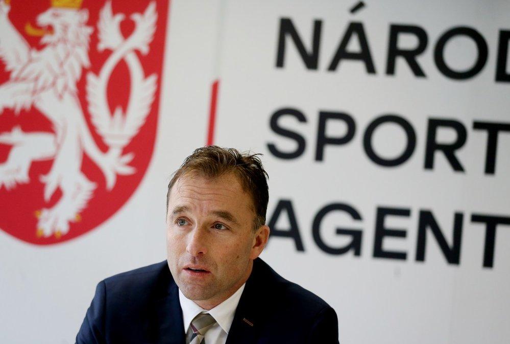 Šéf Národní sportovní agentury Milan Hnilička bojuje za sport