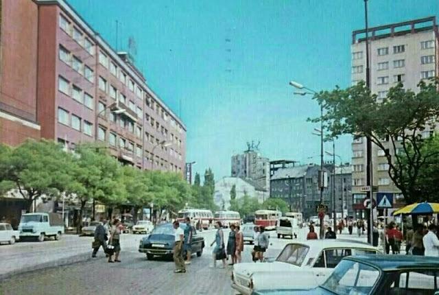 Jak vypadala Bratislava v 70. letech