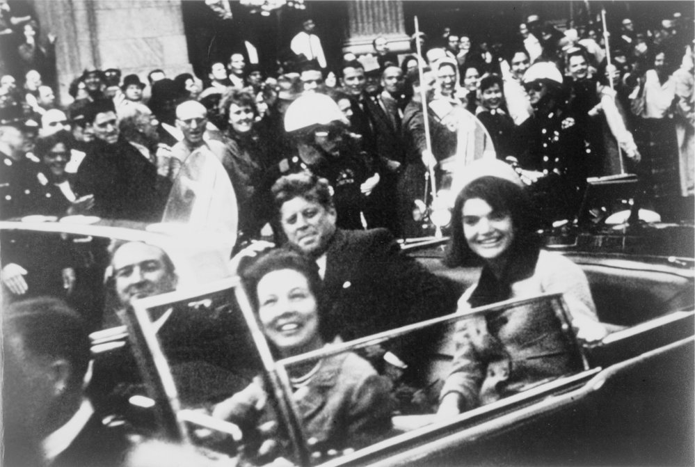 Manželé Kennedyovi