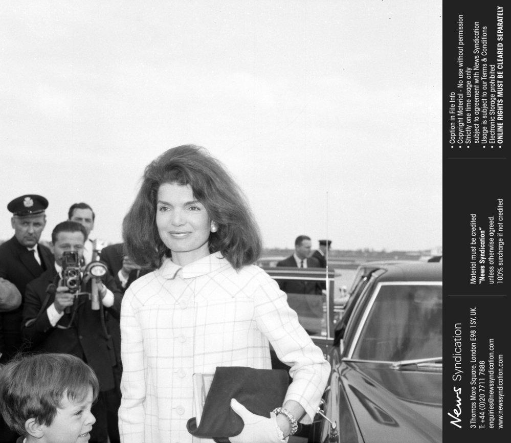 Jackie Kennedy byla oporou pro svého muže Johna F. Kennedyho.