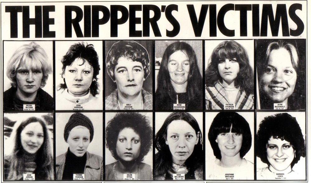 Peter Sutcliffe má na svědomí životy minimálně 13 žen