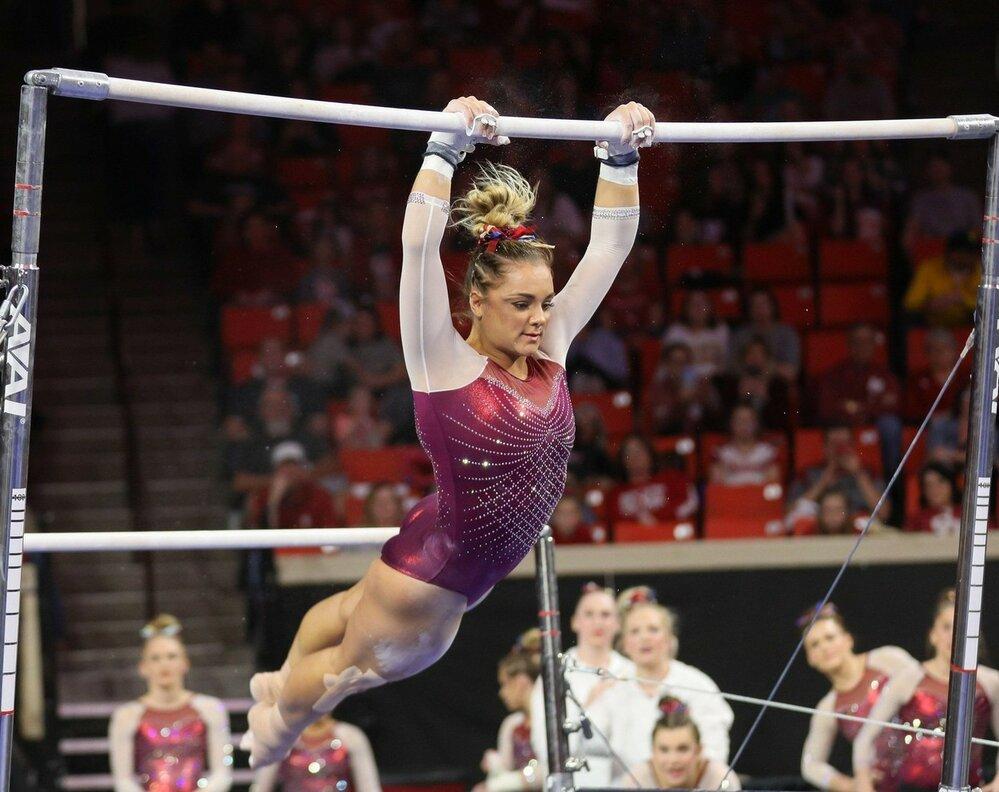 V letošním roce se Maggir zúčastnila gymnastických soutěží.